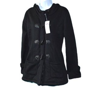 NWT Sirkakia button up coat